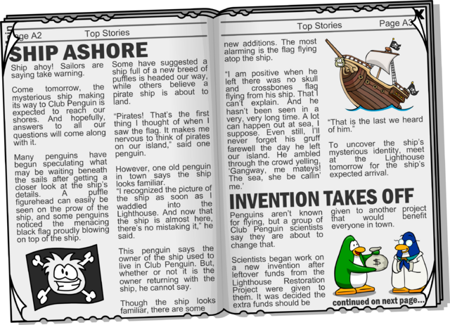 File:Issue52NewspaperPage1.png