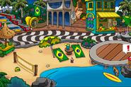 La Bahía durante la Fiesta Muppets