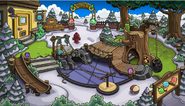 Parque para puffles