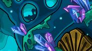 Underwater Crab