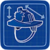Blueprint Not Hot Hat icon