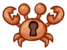 Crab Lock Pin icon
