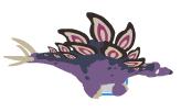 Dino morado