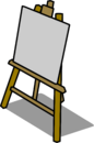 Easel sprite 003