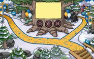 Fiesta Sigan Pingüineando Bosque