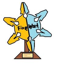 Fire water award