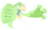 Green ghost 0