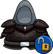 Iron Armor unlockable icon
