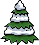 Snowy Tree sprite 003
