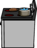 Stainless Steel Stove sprite 010