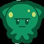 Calcomanía Calamar icono