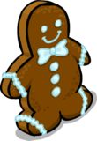 Gingerbread Man sprite 005