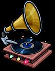 Gramophone sprite 004