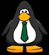 Green Necktie PC