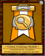 Mission 5 Medal full award de