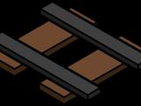 Railroad Piece