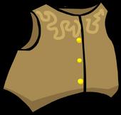 Cowboy Vest clothing icon ID 217