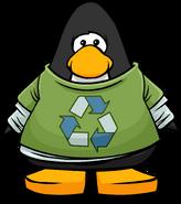 GreenRecyleShirtPC