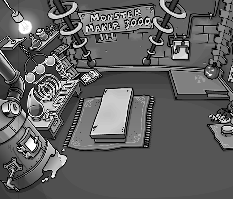 Club Penguin Rewritten Cheats™: ALL Gary's Inventions In
