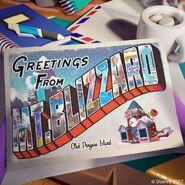 Mt. Blizzard greeting