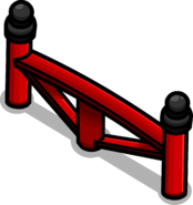 Red Bridge Railing sprite 001