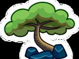 Savanna Tree Pin