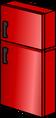 Shiny Red Fridge sprite 003
