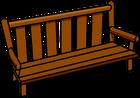 Wood Bench sprite 008