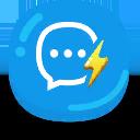 Chat Rápido Icono