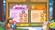 Puffle Party 2016 interface app 3