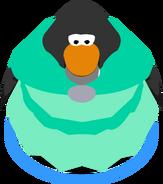 Seafoam Dress In-Game
