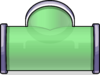 T-joint Puffle Tube sprite 051