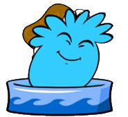 BluePuffleBath