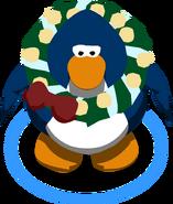 Corona de Navidad Feliz juego