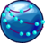 Crystal Ball Pin