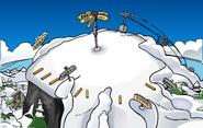 Fiesta de Puffles 2009 - Montaña