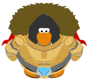Odin Armor ingame