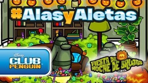 Alasyaletas - Dulce o truco Club Penguin Oficial