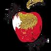 Calcomanía Evie icono