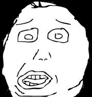 Emoticon meme Derp