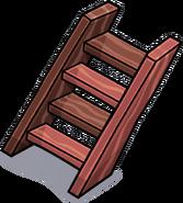 Escalera de Madera sprites 1