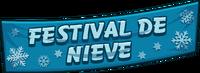 Festival de Nieve 2015 logo