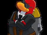 Pingüino Jet-Pack