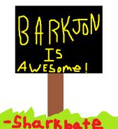 Barkjon-aweseom
