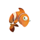 Botín de pesca Fluffy payaso