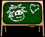 Chalk Board sprite 003