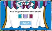 Color Vote Screen 2009