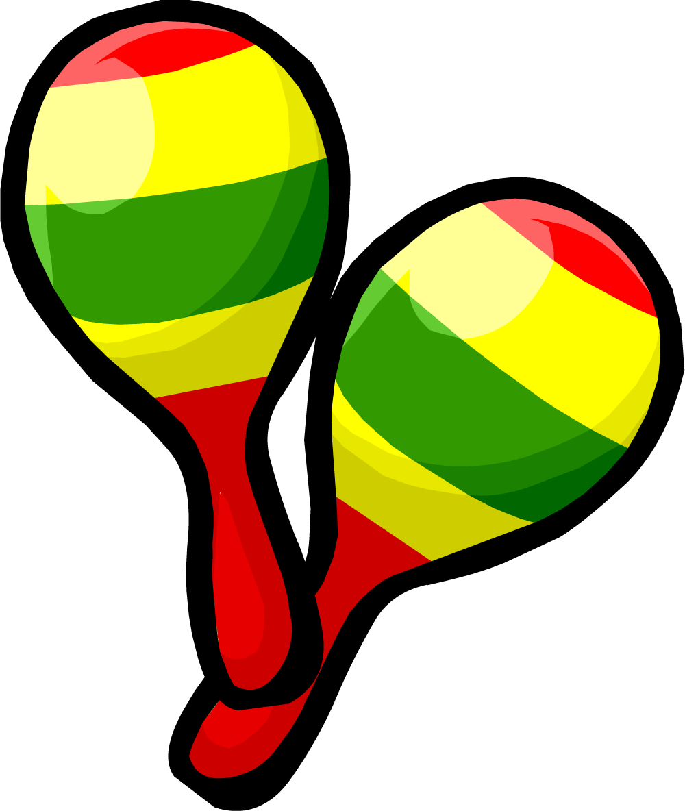 festive maracas club penguin wiki fandom powered by wikia