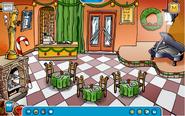 Fiesta de Navidad 2006 - Pizzería