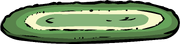 Green Oval Rug sprite 001